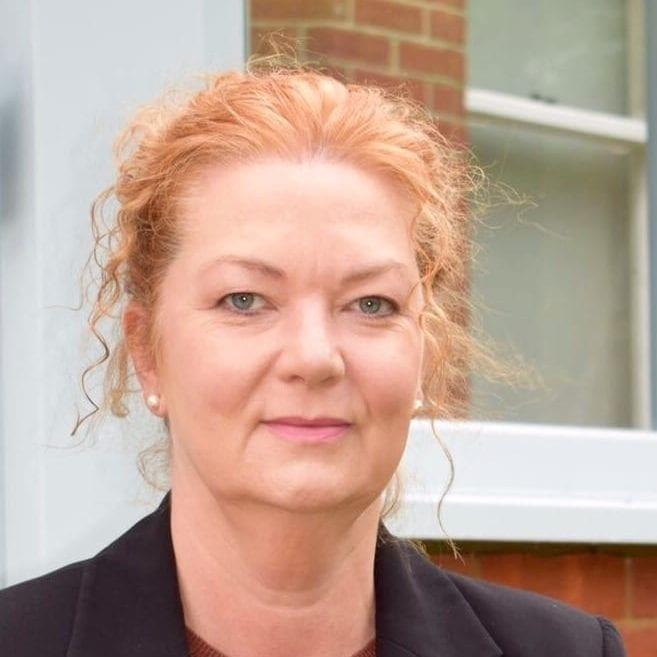 Chiropractor Susan Hill