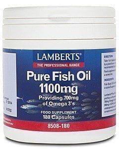 Fish Oils for Joint and Nerve Health