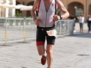 Back In Form in Italy Ironman
