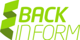 Back in form logo