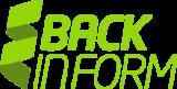Back in form logo